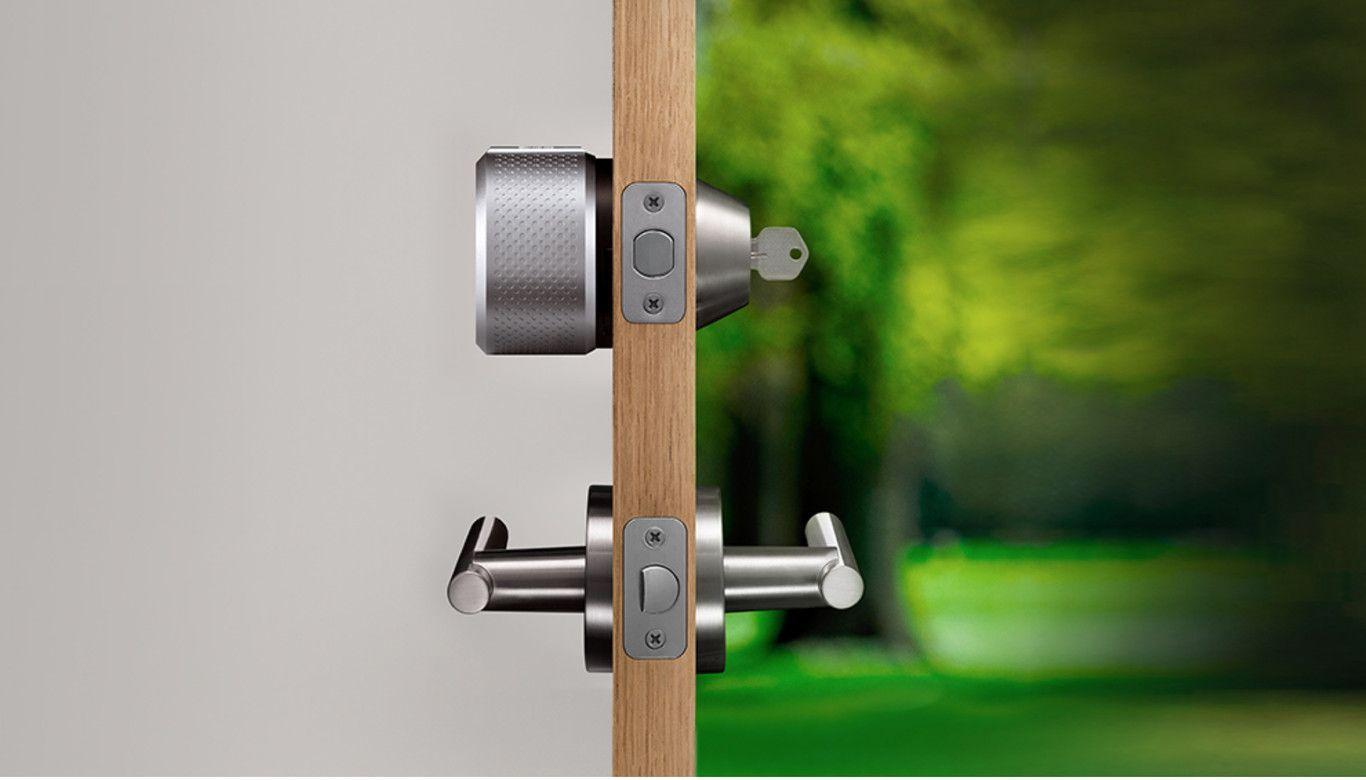 cerradura inteligente august smart lock