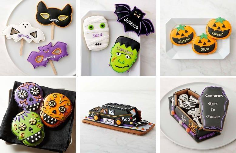 Adornos para la noche de Halloween en casa