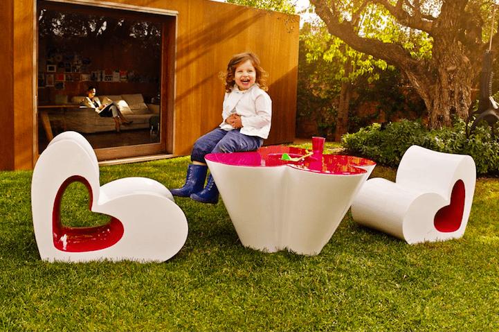 mobiliario mesa infantil agatha