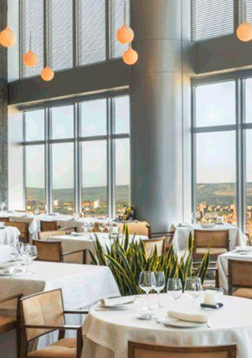3 Restaurantes de lujo con vistas increíbles