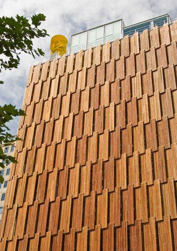 Descubre los mejores edificios del mundo en cuanto a ecoeficiencia