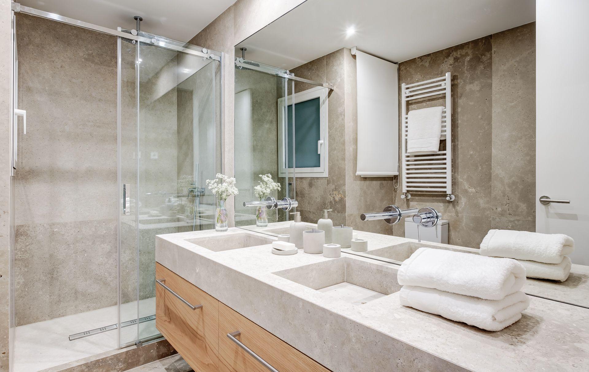 cuarto de baño uxban lagasca