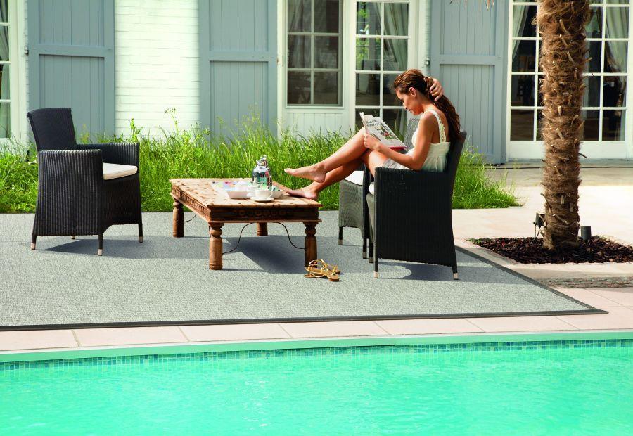 alfombras exterior verano