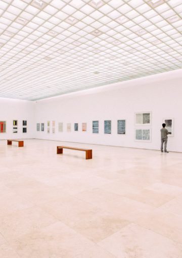 Por qué invertir en arte abstracto