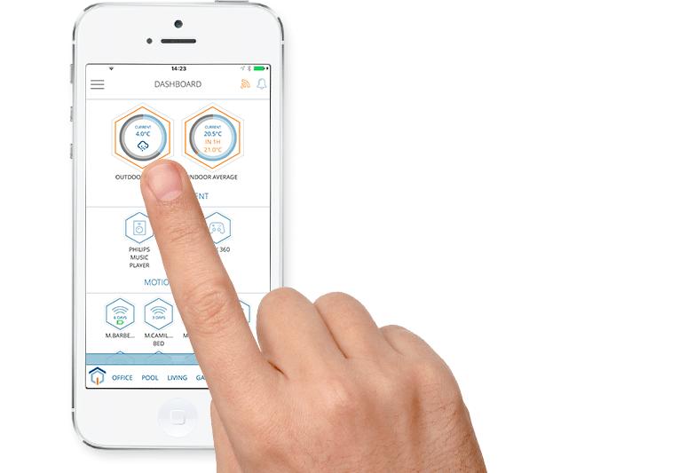 App para ahorro entergético