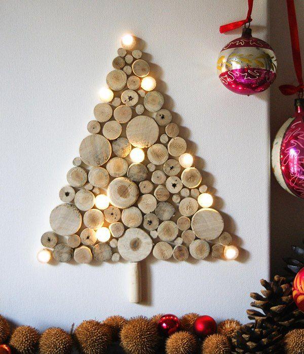 arbol-troncos-navidad-pared