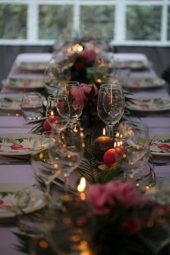 Mejor anfitrión cena de Navidad