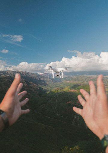 Saca partido a tu drone con estos trucos