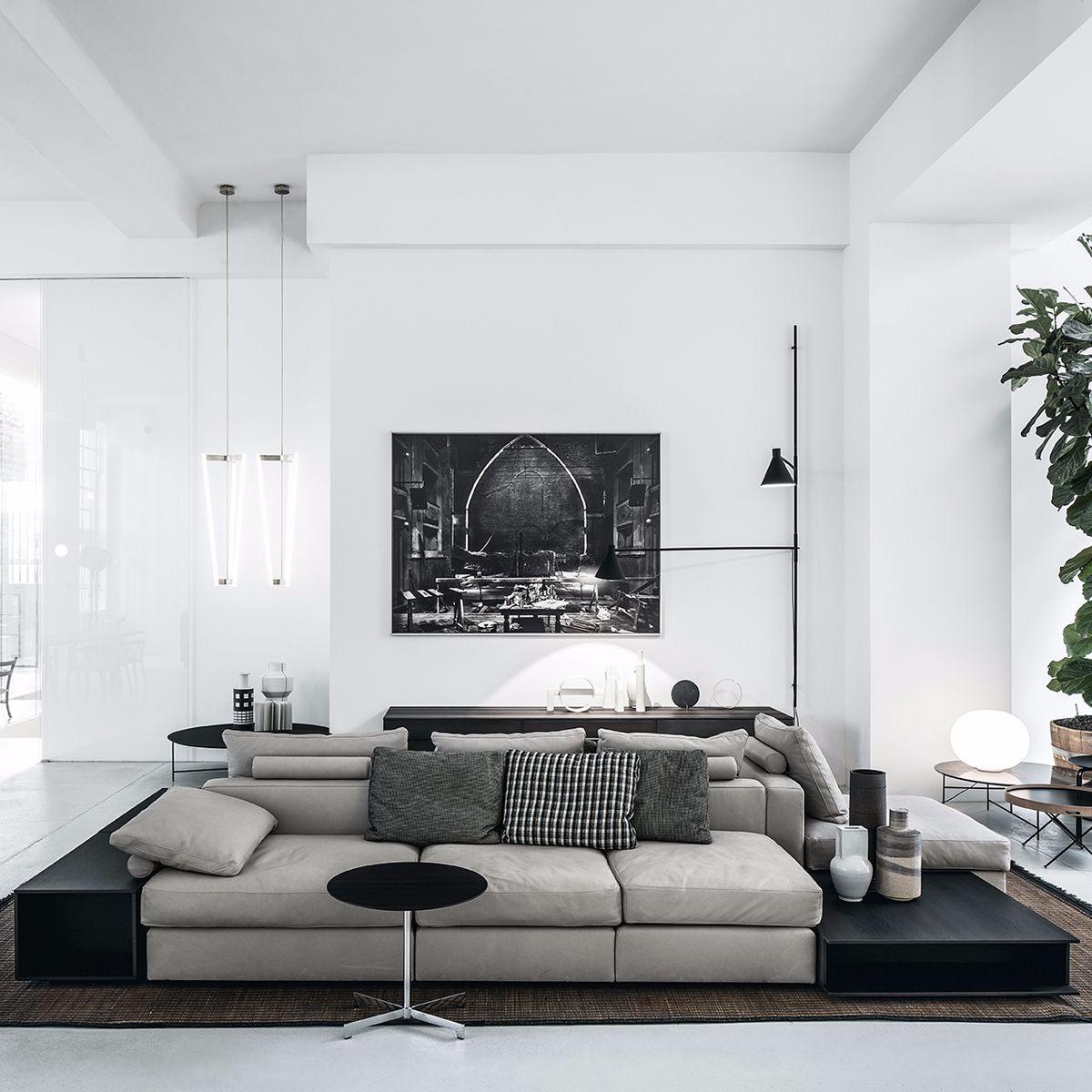 sofa modular interior hogar