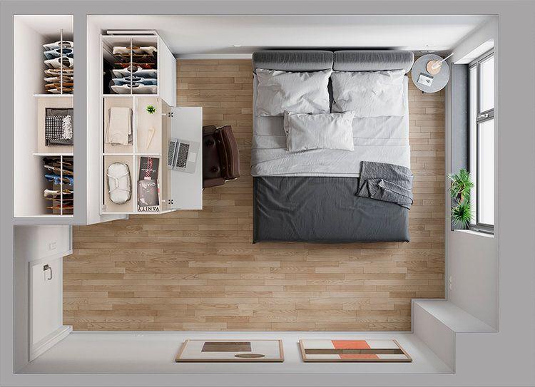Muebles inteligentes