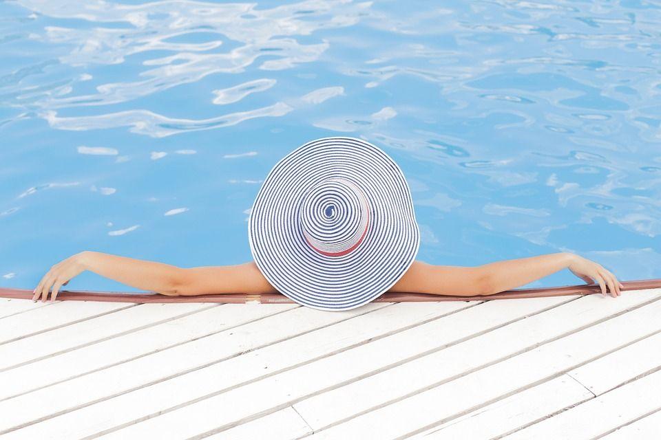 que tipo de piscina es ideal para el jardin