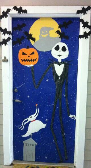 puerta-halloween-pesadilla