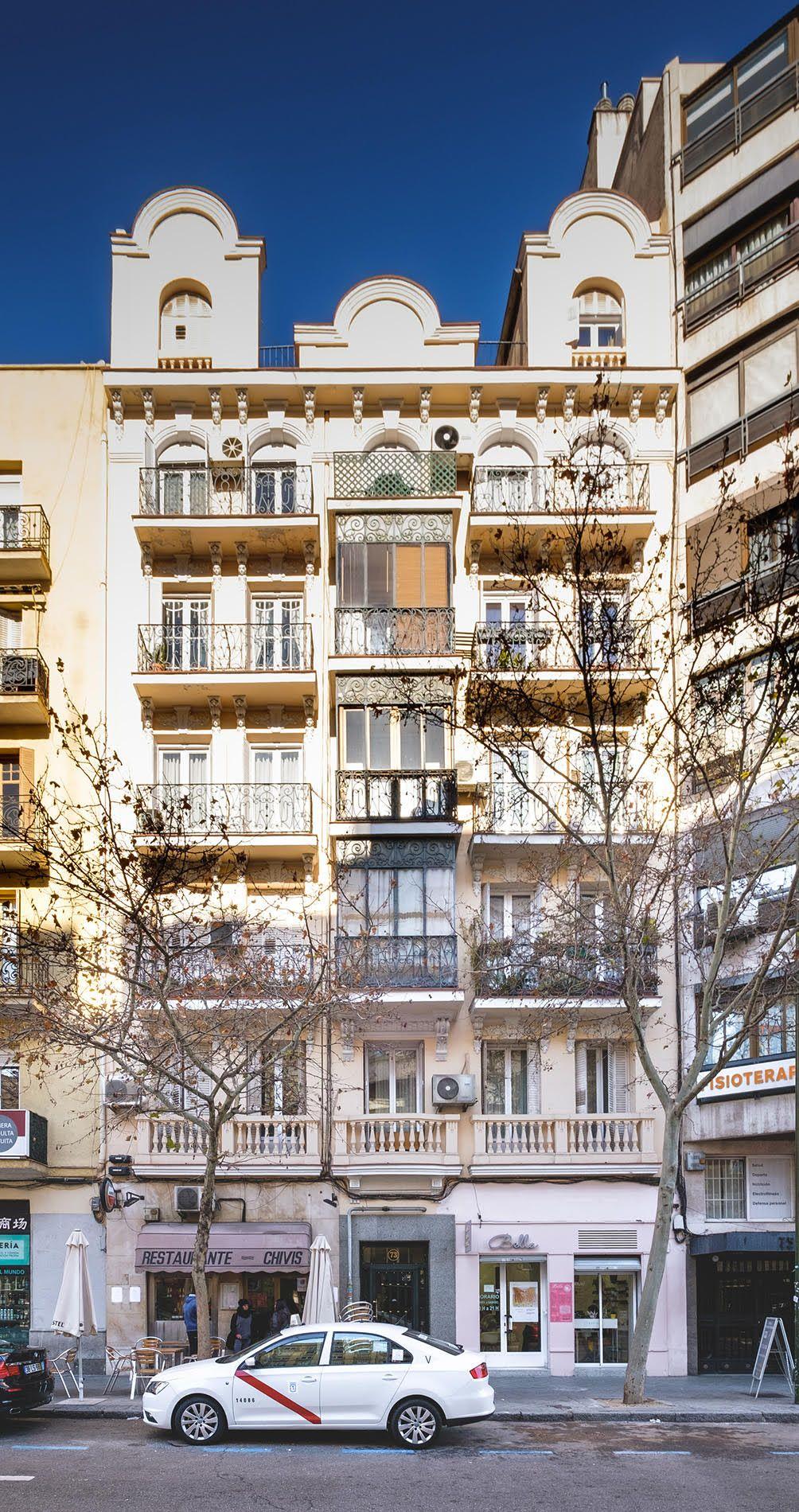 Reforma de lujo en Madrid by UXBAN Barrio Salamanca