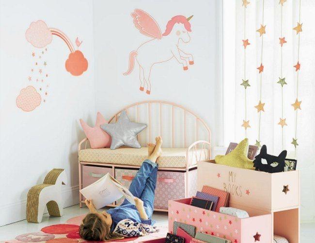 Unicornio vinilo infantil