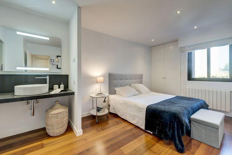 Rehabilitación de vivienda en Charmartín