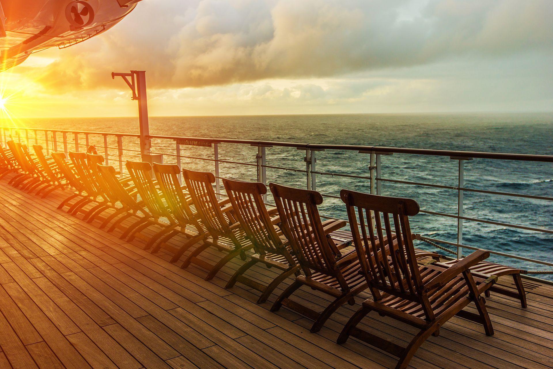 Los 3 mejores cruceros de lujo para viajar a países de los 5 continentes