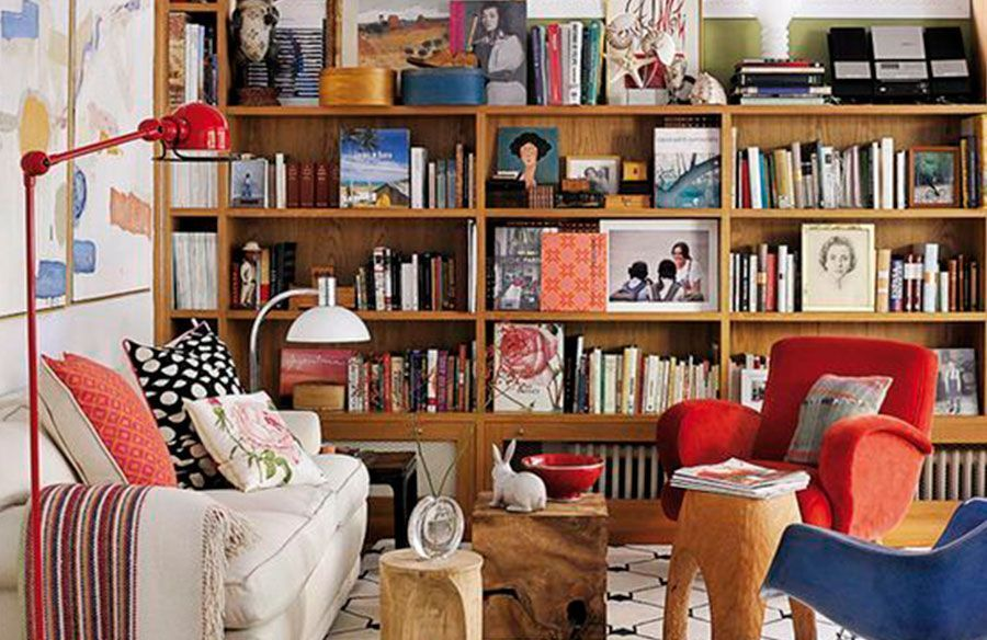 Decoracion-con-libros
