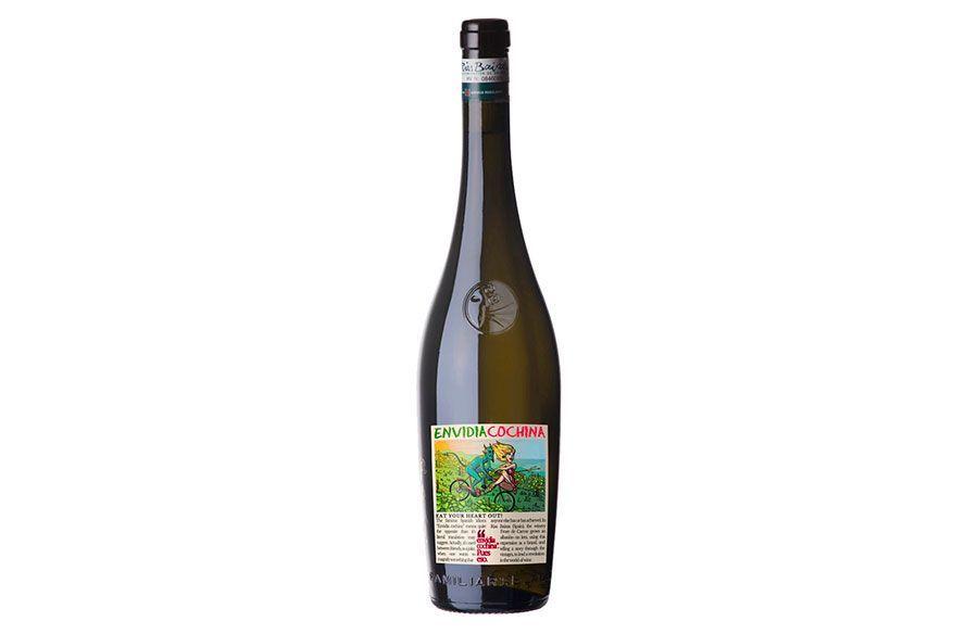 Vino-Envidia-Cochina