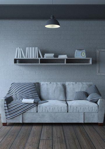7 Ideas para decorar las estanterías de tu salón
