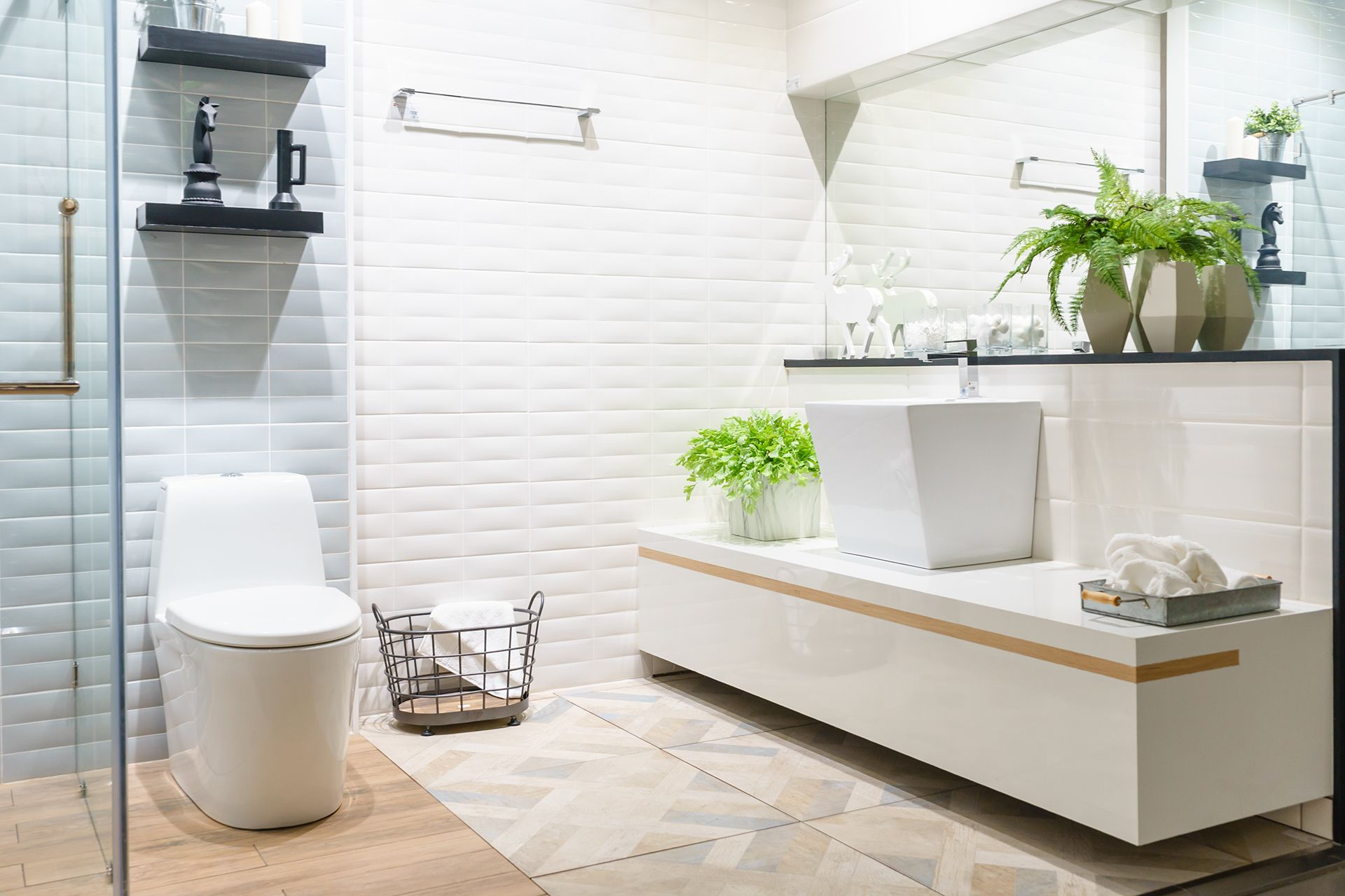 Ideas de decoración con estilo para cuartos de baño