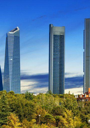 Los edificios más representativos de la arquitectura moderna en España