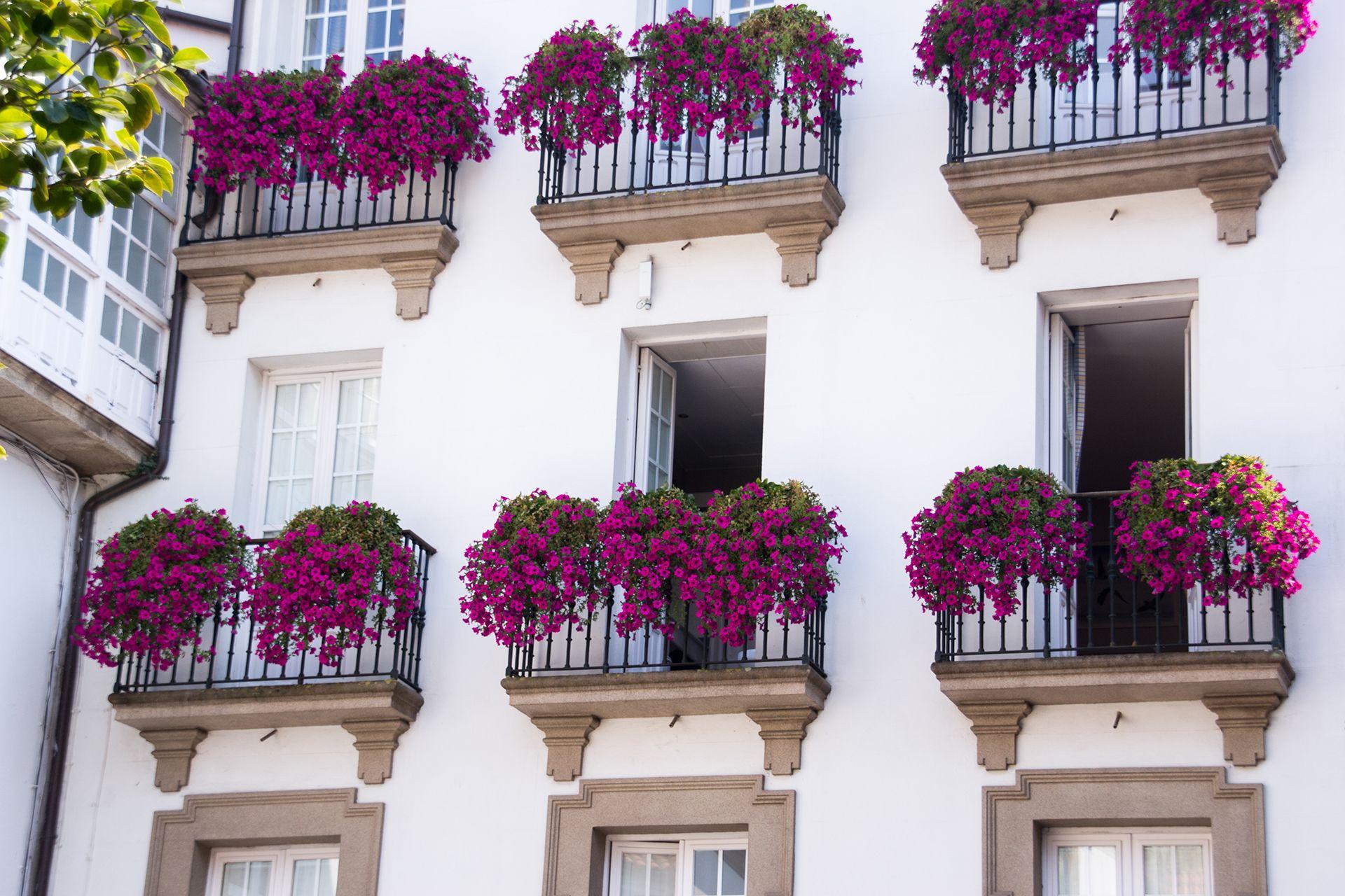 Balcón, terraza