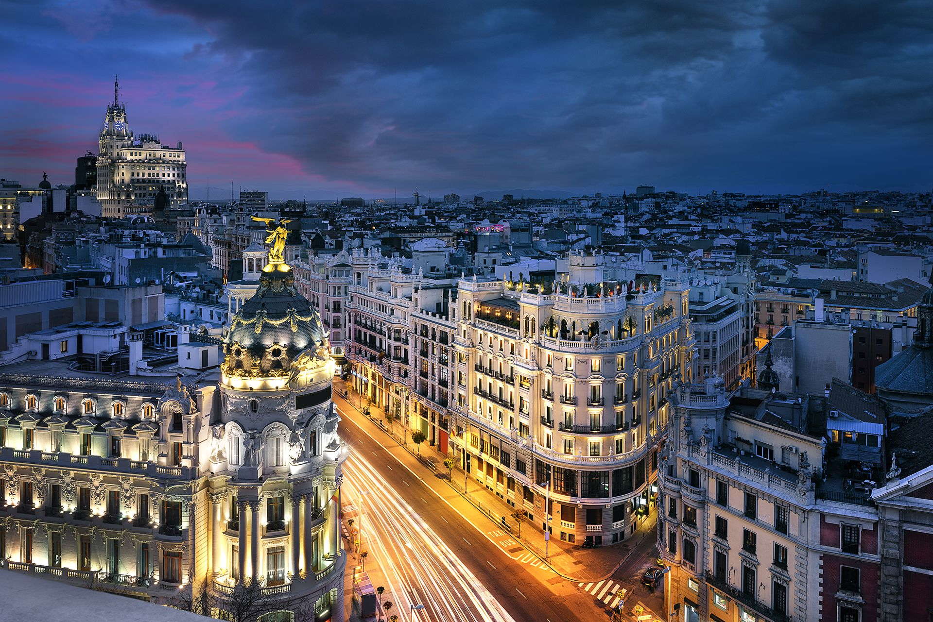 Las terrazas más gourmet para comer en Madrid